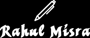 Rahul Misra – Poet